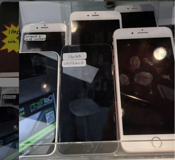 Cell Tech Refurbished Phones
